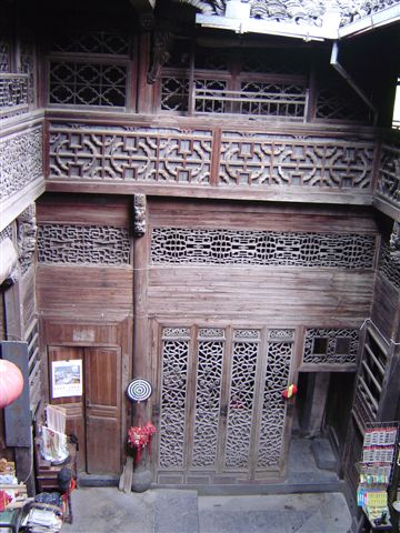 huizhou.xidi-wood.building-from.second.floor.jpg