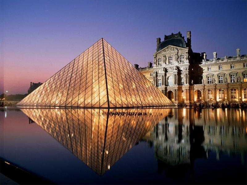 فراماسونری و موزه لوور پاریس ! فراماسونری و موزه لوور پاریس !