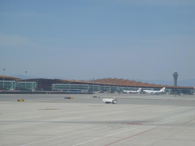 Beijing Airport Terminal 3 (T3) Opens